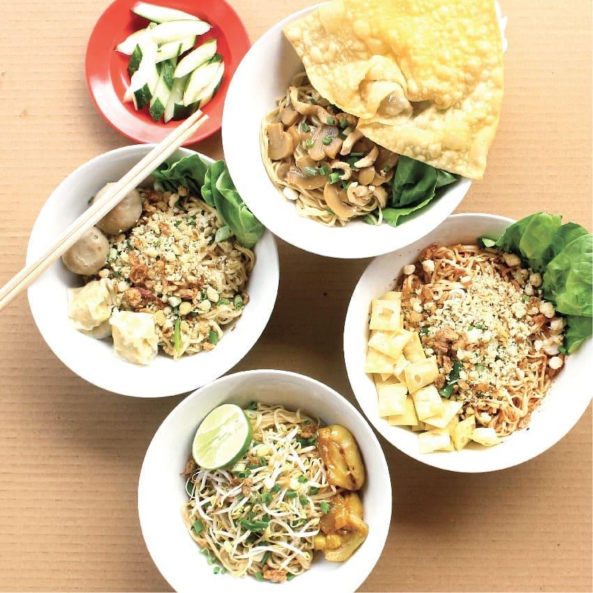 Kuliner Legendaris Mie Kedondong Surabaya (foto : miekedondong)
